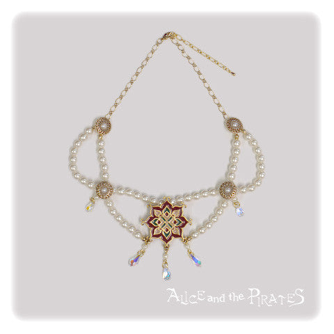 P11AC015 Sheherazade Pearl Necklace