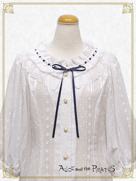 P12BL442	 Jesters of the Moon Blouse