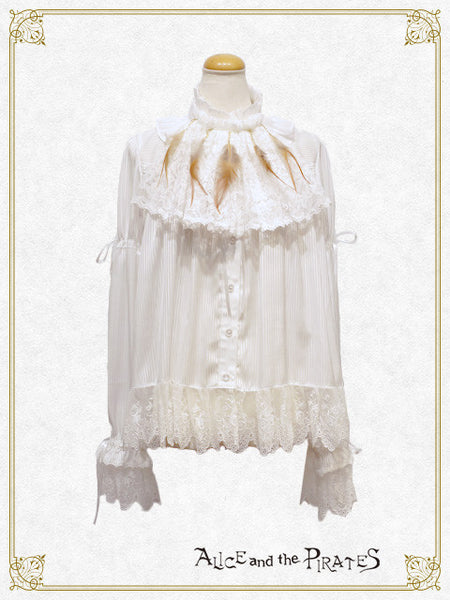 P13BL444 The Mouse King★Gualtiero Blouse