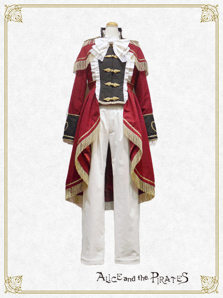 P12BL445 Toy Soldier☆Fortuna Blouse