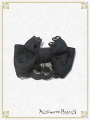 P12HA937 Wendy Ribbon Barrette