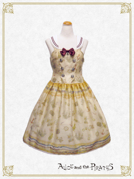 P12OJ211 Little Dreaming Sailor~Small Adventure in the Garret~ JumperskirtⅠ