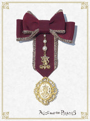 P12OT042 The Mouse King★Gualtiero Medal Pin Ⅰ