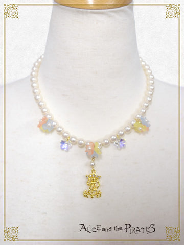 P13AC033 Sweet Fantasy Pearl Necklace