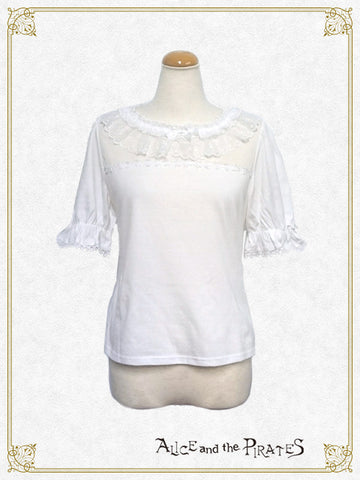 P13CS706 Dot Net Frill Cutsew