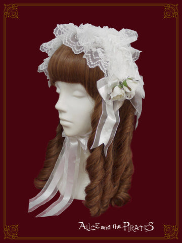 P13HA934 Airy Rose Headdress