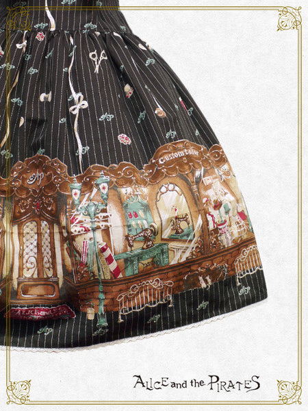 P13OJ201 Alice and the Secret of the Mysterious Dressmaker Jumper skirt Ⅰ