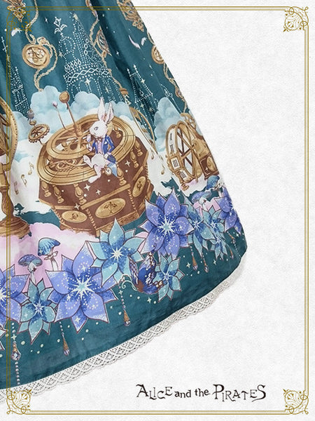 [RESERVATION] P13OJ212 Alice and the Labyrinth of the Clockwork World Jumperskirt Ⅱ