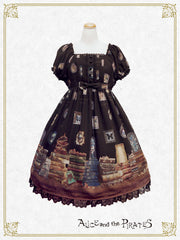 [RESERVATION] P13OP314 Psyche~ The Doctor and the Eternal Sunshine One Piece Dress