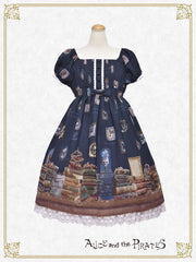 P13OP314 Psyche ~The Doctor and the Eternal Sunshine~ Onepiece Dress