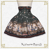 P13SK501 Alice and the Secret of the Mysterious Dressmaker Skirt