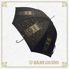P13UM872 Lady Vanessa's Fortune Teller BOX Umbrella