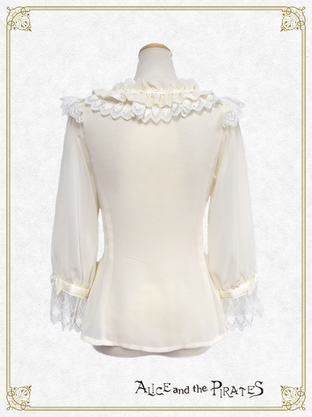 P14BL416 Dorothy's Three‐Quarter Sleeve Blouse