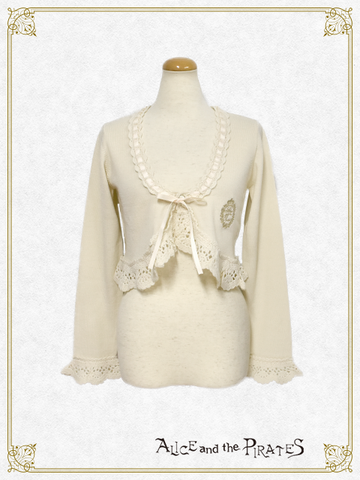 P14BO105 A/P Embroidered Bolero