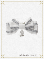 P14HA929	A/P Grosgrain Ribbon Barrette