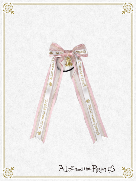 P14HA933 Logo Lucid Ribbon Hairband
