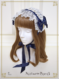P14HA952 Twinkle Chiffon Headdress