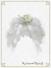 [RESERVATION] P14HC004 Petit Ange Brooch【MADE-TO-ORDER】