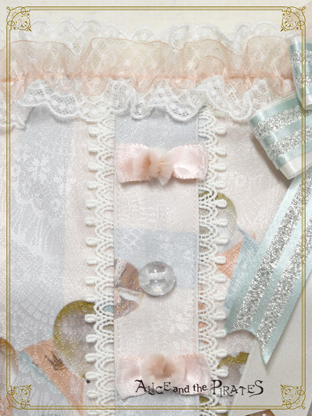 P14OJ202 Silver Spoon of Blessing~Gift From 12 Months~ Jumperskirt Ⅰ