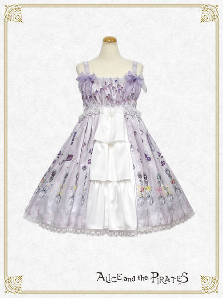 P14OJ203 Silver Spoon of Blessing~Gift From 12 Months~ Jumperskirt Ⅱ