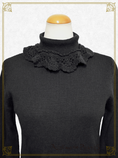 P14PO107 Turtleneck Pullover