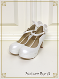P14SH896 Bunny Girl Pumps