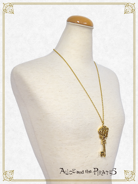 P15AC044 Secret Key necklace