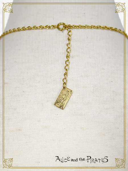 P15AC045 Captive Lock Necklace