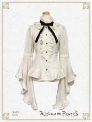 [RESERVATION] P15BL420 Witch Gauze Blouse