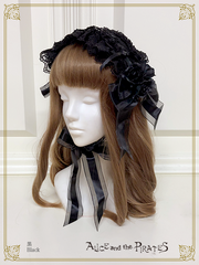 P15HA906 Airy Rose Headdress