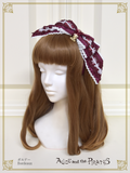 P15HA919 Natasha Ribbon Headbow