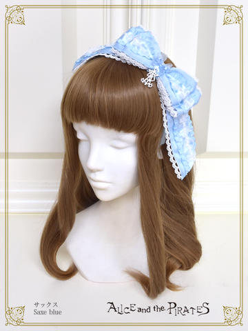 P15HA939 Natasha Ribbon Headbow