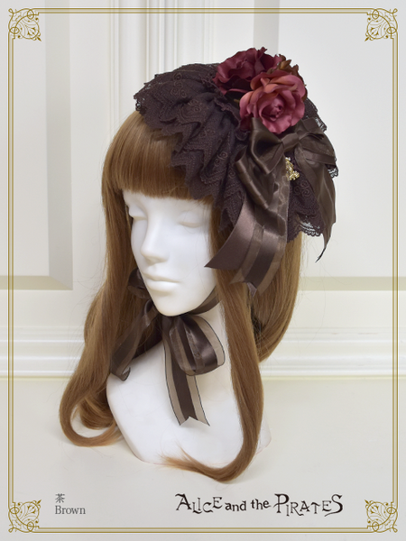 P15HA944 Rosaleen Round Headdress