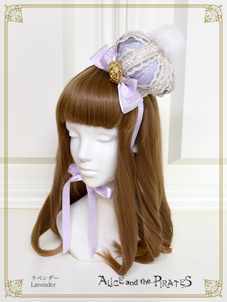 P15HA946 Princess Rabbit Mini Crown