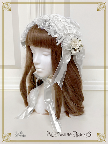 P15HA948 Airy Rose Headdress