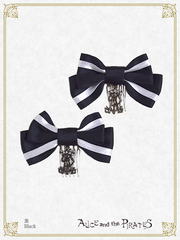 [RESERVATION] P15HA956 Bicolor Ribbon Comb
