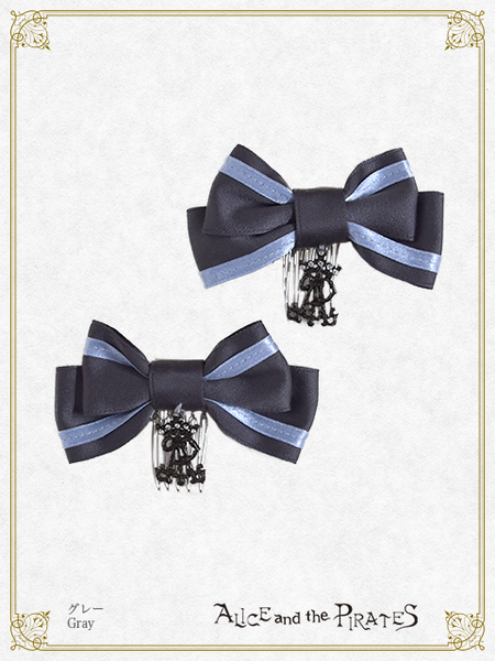 P15HA956 Bicolor Ribbon Comb