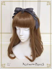 [RESERVATION] P15HA957 Alice Ribbon Head Bow