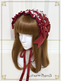 P15HA961 Triple Ribbon Headdress