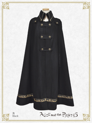 [RESERVATION] P15MT350 Melton Long Coat