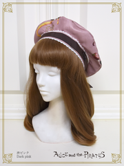 [RESERVATION] P15OH901 Honey Bee Berry Beret