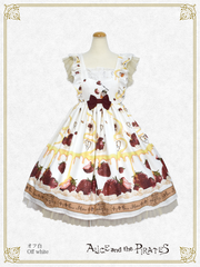 [RESERVATION] P15OJ202 Honey Bee Berry Jumperskirt Ⅱ