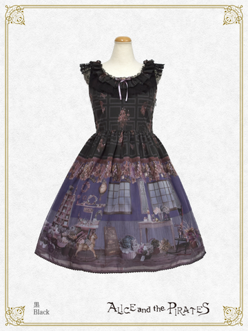 P15OJ207 Le Petit Fleuriste~Eternal Bouquet and a Time Waiting for You~ Jumperskirt Ⅰ