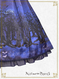 P15OJ212 The Night of Ghost Forest Jumper Skirt Ⅱ