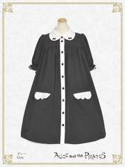 P15OP321 Angel's Wing Pocket Onepiece Dress