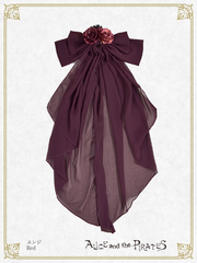 [RESERVATION] P15OT032 Shoulder ribbon pin