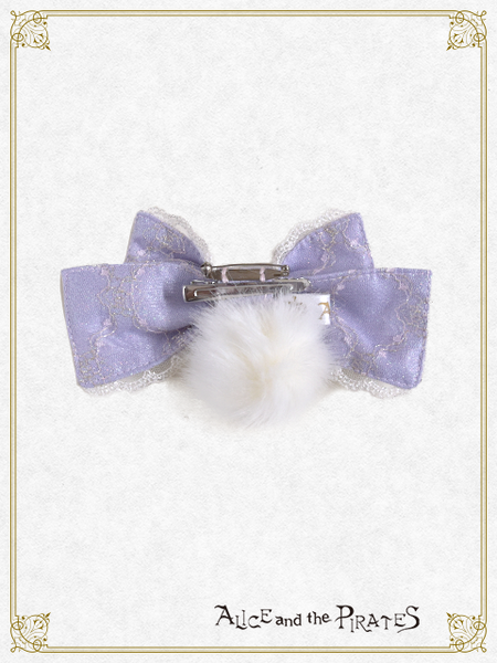 P15OT051 Princess Rabbit Tail Clip