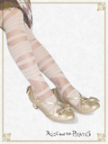 P16SC802 Round'n'Round Bandage Over Knee Socks
