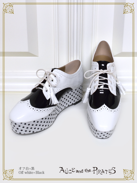 P15SH892 Alvin Dot Shoes