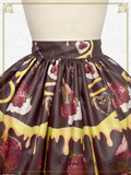P15SK501 Honey Bee Berry Skirt